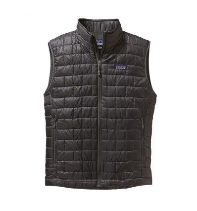 Doudoune sans manches Patagonia Nano Puff Vest (Forge Grey) homme