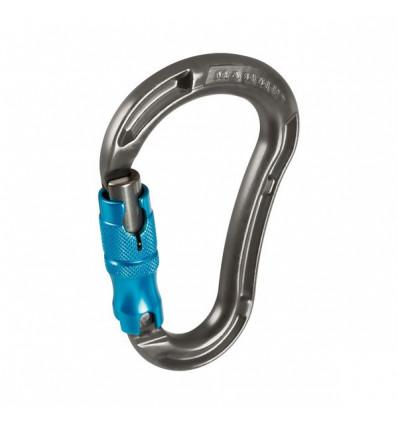 Mousqueton Bionic Mytholito Mammut Twist Lock Plus, Basalt