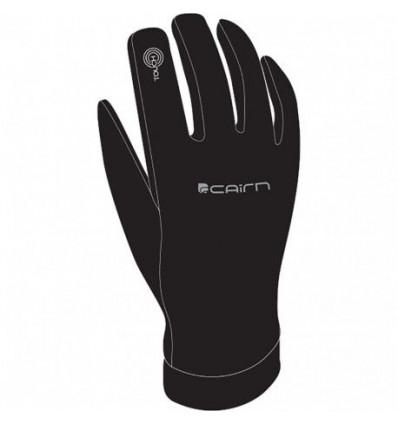 Gants de sport Cairn Softex Touch (Black)