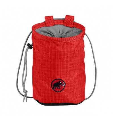Sac à magnésie Basic Chalk Bag Mammut Poppy