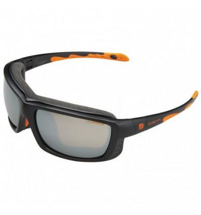 Lunettes de soleil Cairn Iron (Mat Black Orange)