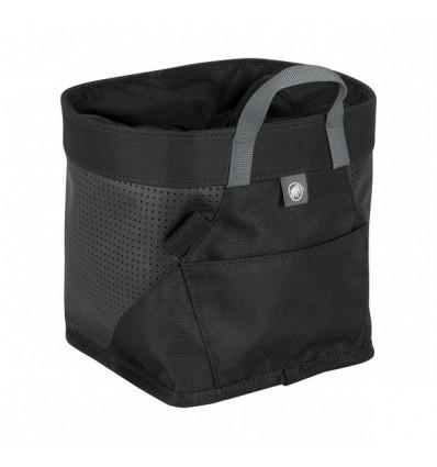 Stitch Boulder Chalk Bag Mammut Black