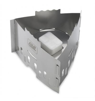 Réchauds Rechaud Pliable Acier Inoxydable ( Cs75s ) - AlpinStore