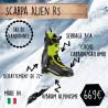 Chaussures Ski de randonneacutee Scarpa Alien rs