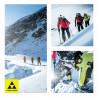 Chaussure ski randonnée Travers Carbon jaune / noir Fischer