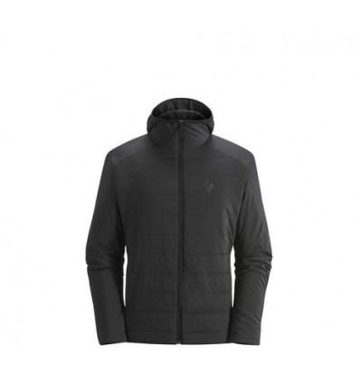 Veste alpinisme First Light Hoody Black Diamond (Smoke)
