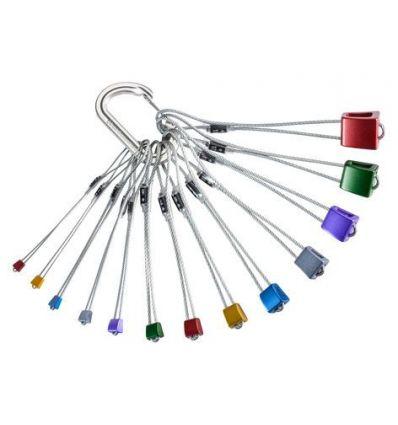 Coinceurs Stopper Set Pro 1-13 Black Diamond
