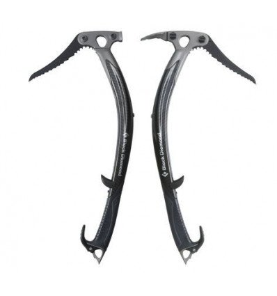 Piolet ultralight Black Diamond Cobra Hammer (Noir)