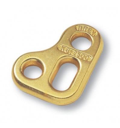 Rocher / Falaise Kong Slyde Aluminium Kn 25 Anodise - AlpinStore