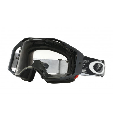 Masque de Ski Airbrake Mx Oakley (Jet Black speed - Clear)
