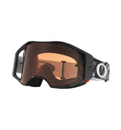 Masque de Ski AIRBRAKE™ PRIZM™ Oakley (Jet black - Prizm mx bronze)