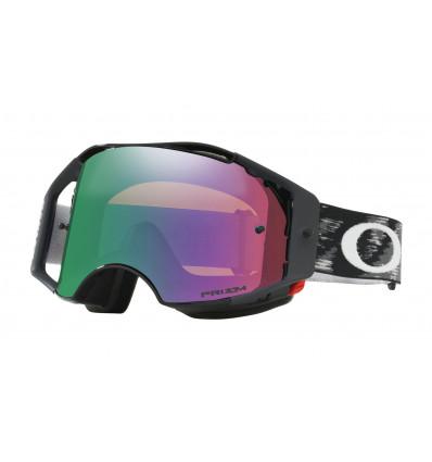 Masque de Ski AIRBRAKE™ PRIZM™ Oakley (Jet black - Prizm mx jade iridium)