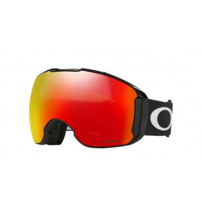 Masque de ski AIRBRAKE® XL PRIZM™ Ski Oakley (Jet black - Prizm torch ir prizm sapphire ir)