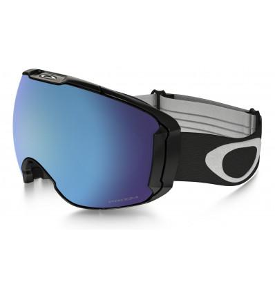 Masque de ski AIRBRAKE® XL PRIZM™ Ski Oakley (Jet black - Prizm sapphire)