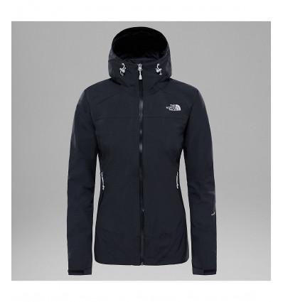Veste W Stratos Jacket Tnf black/Tnf Black - femme - The North Face