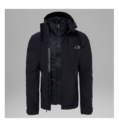 Veste M Naslund Triclimate Tnf Black - homme - The North Face