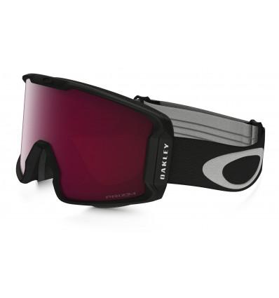 Masque de Ski LINE MINER™ PRIZM™ Oakley (Matte black - Prizm goggle rose)