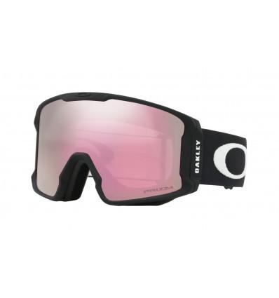 Masque de Ski LINE MINER™ PRIZM™ Oakley (Matte black - Prizm hi pink iridium)