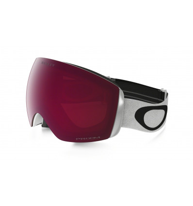 Masque de Ski FLIGHT DECK™ XM PRIZM™ Oakley (Matte white - Prizm rose)