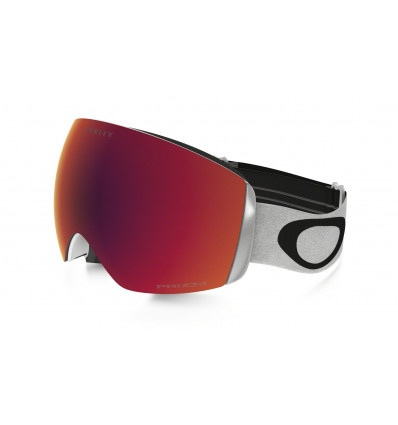 Masque de Ski FLIGHT DECK™ XM PRIZM™ Oakley (Matte white - Prizm torch iridium)