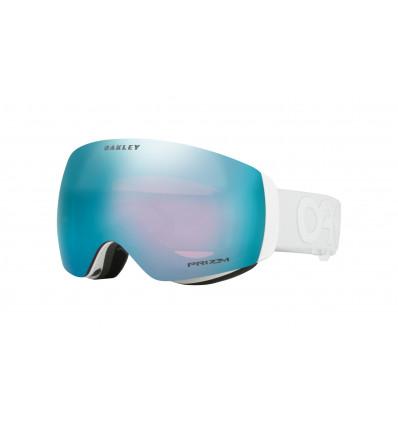 Oakley FLIGHT DECK™ XM PRIZM™ (Factory pilot whiteout - Prizm sapphire iridium)