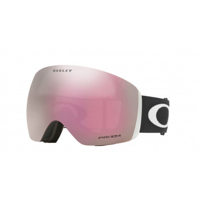 Masque de Ski FLIGHT DECK™ PRIZM™ Oakley (Matte black - Prizm hi pink iridium)
