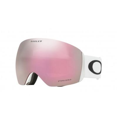 Masque de Ski FLIGHT DECK™ PRIZM™ Oakley (Matte white - Prizm hi pink iridium)
