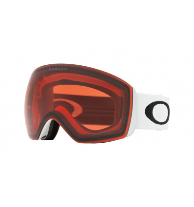 Masque de Ski FLIGHT DECK™ PRIZM™ Oakley (Flight deck matte white - Prizm rose)