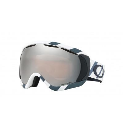 Masque de Ski CANOPY™ PRIZM™ Oakley (Hazard bar slate ice - Prizm black iridium)