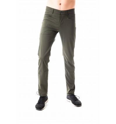 Pantalon city Hydrophobe homme Looking for wild Kaki