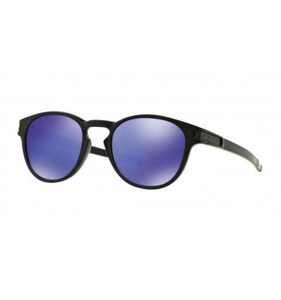 Lunettes de Soleil LATCH™ Oakley (Matte black - Violet iridium)