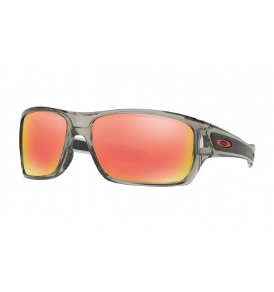 Lunettes de Soleil TURBINE™ Oakley (Grey ink - Ruby iridium polarized)