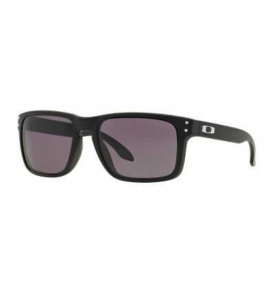 Lunettes de Soleil HOLBROOK™ Oakley (Matte black - Warm grey)