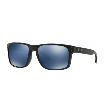 Lunettes de Soleil HOLBROOK™ Oakley (Matte black - Ice iridium polarized)