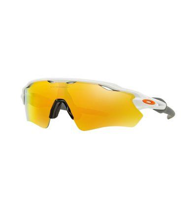 Lunettes soleil Oakley RADAR® EV PATH™ (Polished white - Fire iridium)