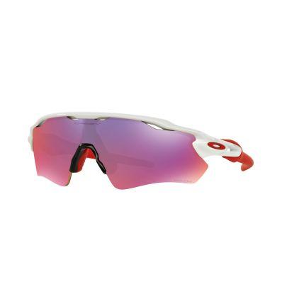 Lunettes soleil Oakley RADAR® EV PATH™ PRIZM™ (Polished white - Prizm road)