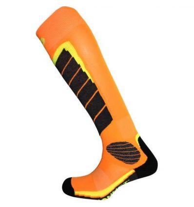 Chaussettes ski Monnet Access (Orange)