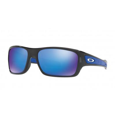Lunettes de Soleil TURBINE™ XS Oakley (Black ink - Sapphire iridium)