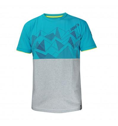 T-shirt Areches Crag ABK (Mosaic Blue)