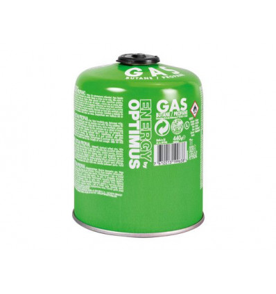 Cartouche de gaz 440g butane/propane Optimus