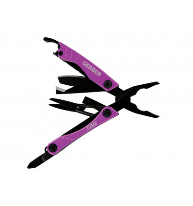 Multi-outil Gerber Dime, Purple (blister)