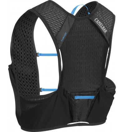 Sac à dos Trail Nano Vest Black/atomic Blue Camelbak