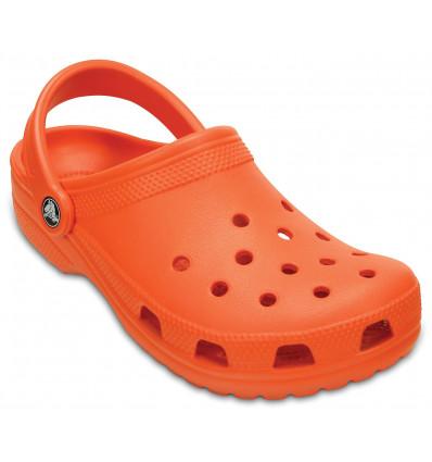 Crocs Classic Clog (Tangerine)