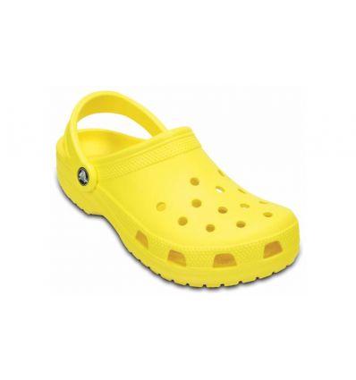 Crocs Classic Clog (Lemon)