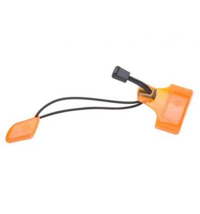 Protège pique Black Diamond Axe Protector (noir/orange)