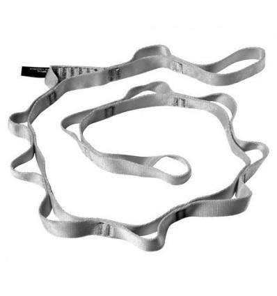 Chaine 18mm Nylon Daisy Chain 115cm Black Diamond (Gray)