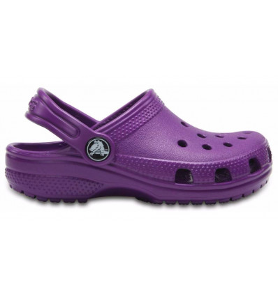 Crocs Kids' Classic Clog (Amethyst) enfant