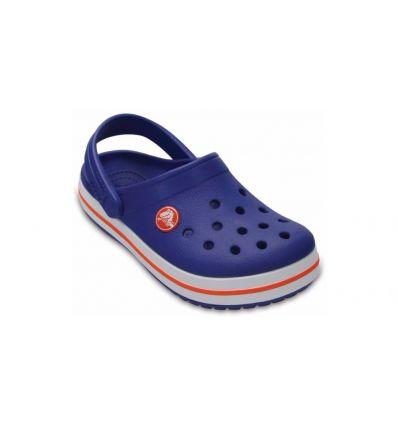 Crocs Kids' Crocband™ Clog (Cerulean Blue) enfant