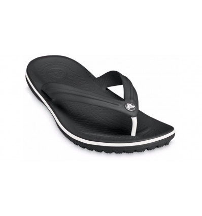Tongs Crocs Crocband™ Flip (Black)