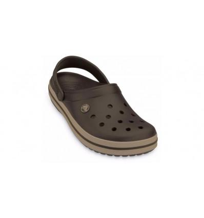 Crocs Crocband™ Clog (Espresso/khaki)